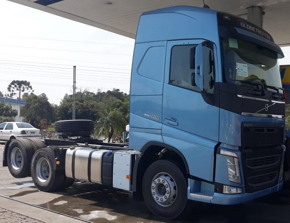 Volvo Fh 460 2019/2020 6x2 Zero Km - 0km