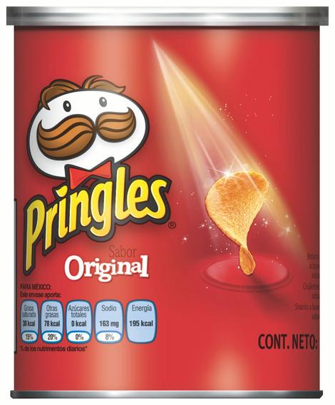Papas Pringles Original 37 Gr