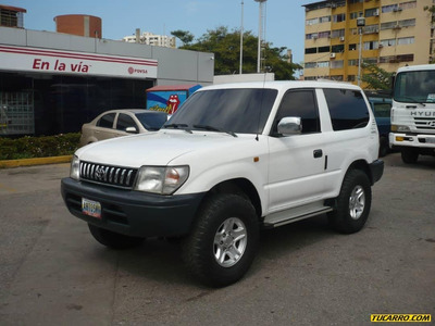 Toyota Merú 4x4 Sincronica