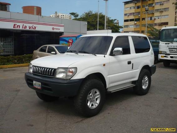 Toyota Merú 4x4 Sincronica