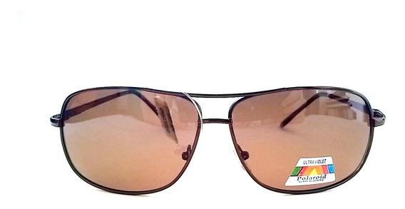Lentes Gafas Sol Aviador Polarizado Hombre Mujer