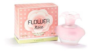 Perfume Flower Rose Cannon Eau De Toilette 40 Ml