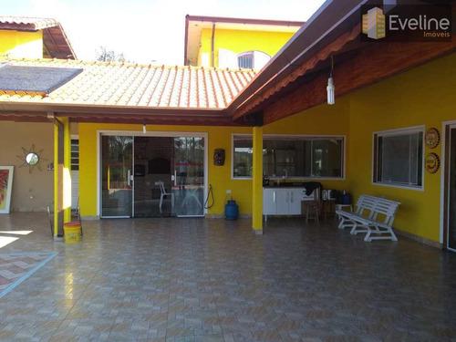 Chácara Com 7 Dorms, Centro, Biritiba-mirim - R$ 1.38 Mi, Cod: 547 - V547