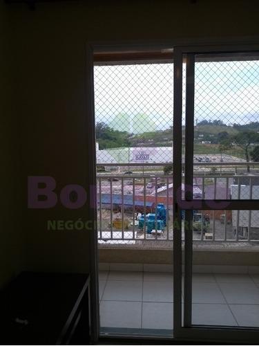 Imagem 1 de 14 de Apartamento A Venda, Localizado No Edifício Real Park, No Bairro Vila Rami, Na Cidade De Jundiaí. - Ap11407 - 68120900