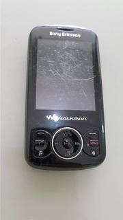 Celular Sony Ericsson W 100 I Para Retirar Peças