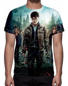 Camisa, Harry Potter Reliquias Da Morte Part 2