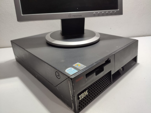 Computador Completo Com Monitor 14  Para Aplicações Basicas