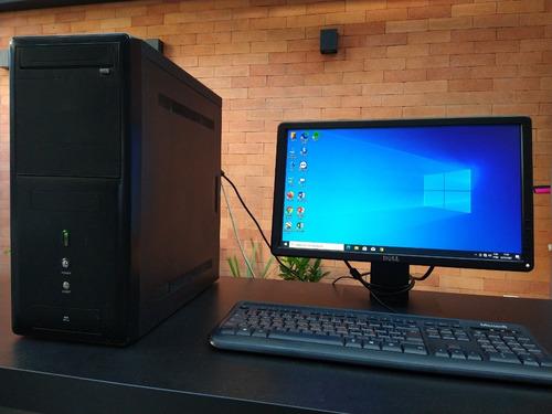 Desktop - Power - 2hds Ssd 220gb Cada + 32gb Memória Ram