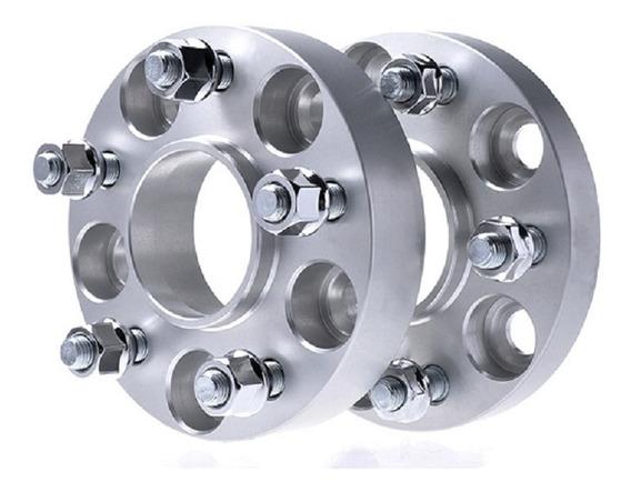 4 Espaçador De Roda 5x100 5x112 5x114 5x120 5x139 Aluminio