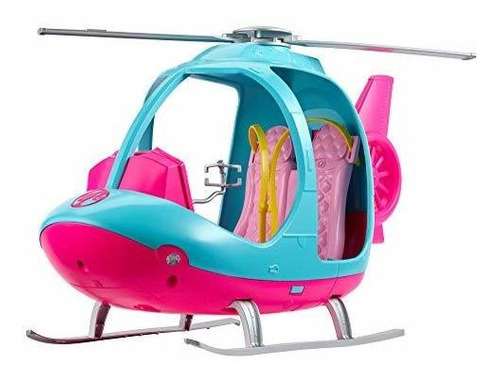 Barbie Dreamhouse Aventuras Helicoptero