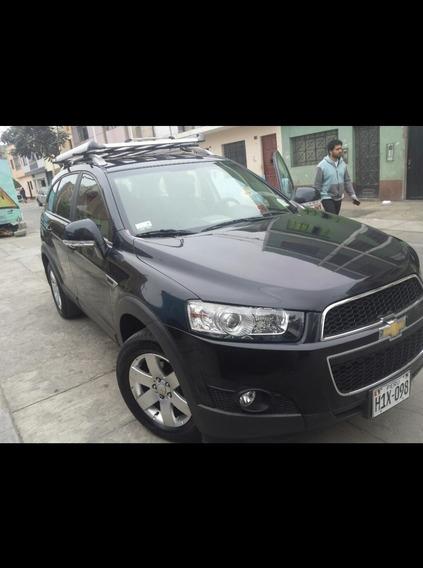 Chevrolet Captiva Mecánica Awd 4x4