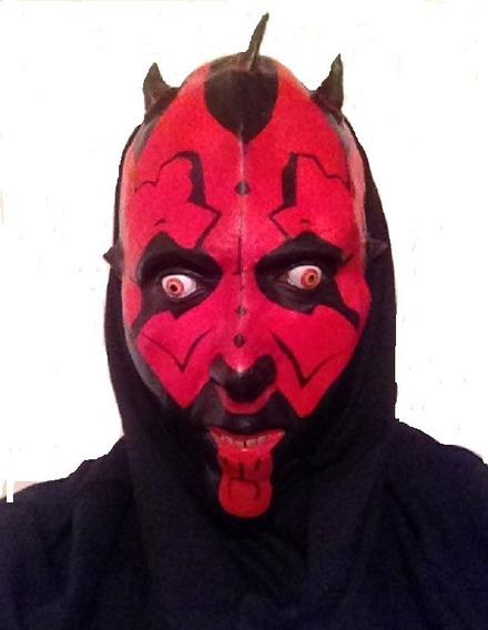 Disfraz Darth Maul Sith Star Wars -diablo Original Lucasfilm
