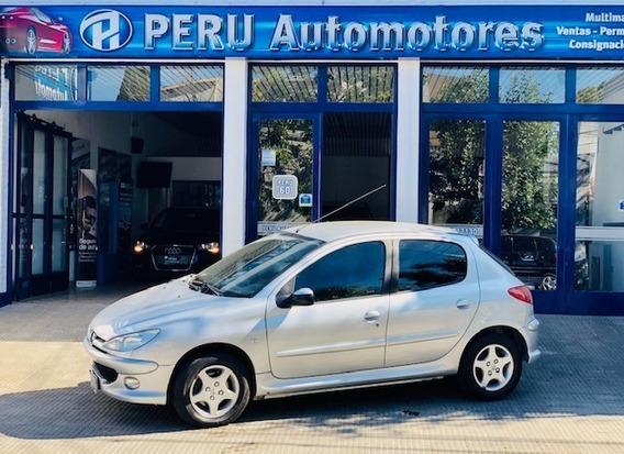 Peugeot 206 Xt 1.6n 5p Km 130.000