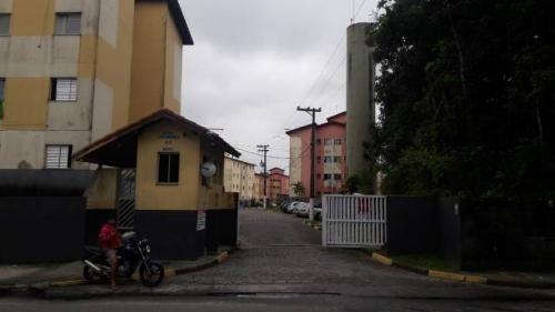 Apartamento Em Itanhaém Condomínio Fechado, Ref. 4348 L C