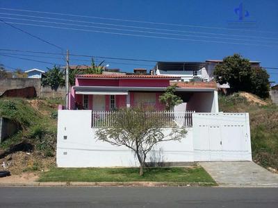 Casa Residencial À Venda, Jardim Maria Rosa, Valinhos - Ca1022. - Ca1022