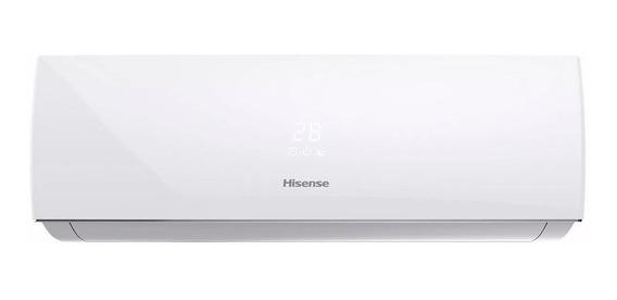 Aire acondicionado Hisense split frío/calor 2650W blanco HIS26WCO