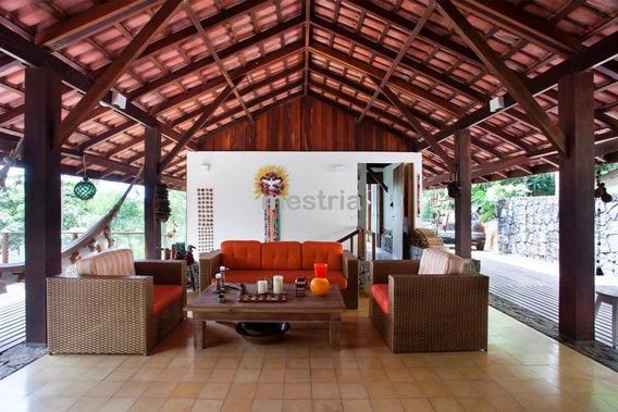 Casa Premiada Na Praia Brava Em Ubatuba - Di34109