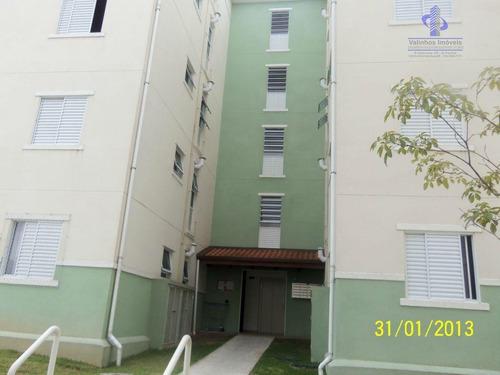 Apartamento  Residencial À Venda, Condomínio Vila Ventura, Valinhos. - Ap0382