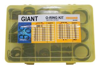 Kit Aneis Oring Caterpillar Giant - Nbr90b 396 Peças