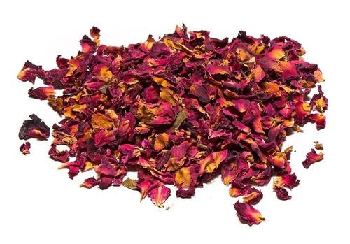 Imagen 1 de 3 de Petalos De Rosa Roja X 1/2 Kilo