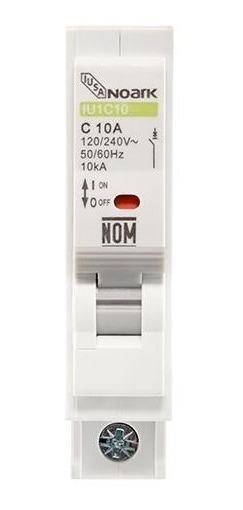 Interruptor Termomagnético 1 Polo, 20 A