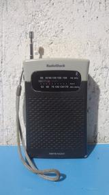 Radioshack Radio Am, Fm Portátil