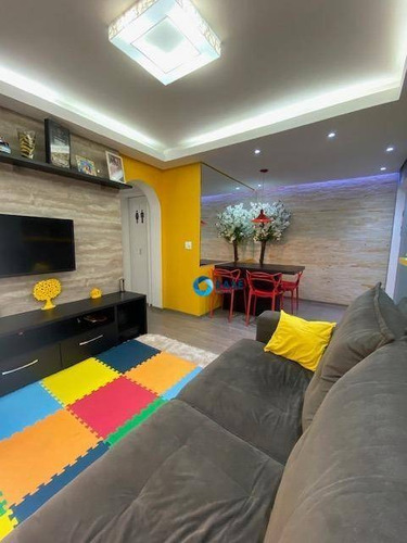 Imagem 1 de 29 de Apartamento Com 2 Dormitórios À Venda, 58 M² Por R$ 325.000,00 - Morumbi - São Paulo/sp - Ap9803