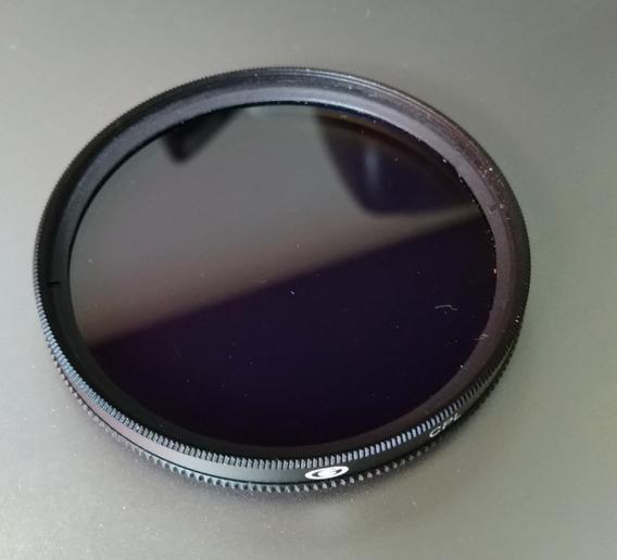 Filtro Cpl Polarizador Para Canon 58mm Greika