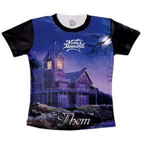 Camiseta Banda King Diamond - Them