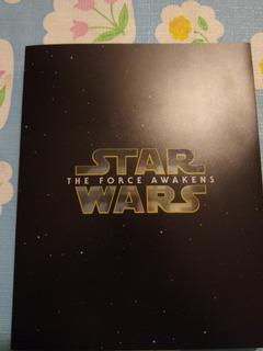 Blu Ray Star Wars Force Awakens7 Steelbook Exclusive