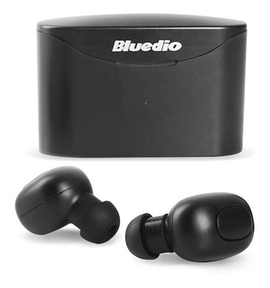 Fone Bluedio Tws T -elf Bluetooth 5.0 7h De Música Compacto