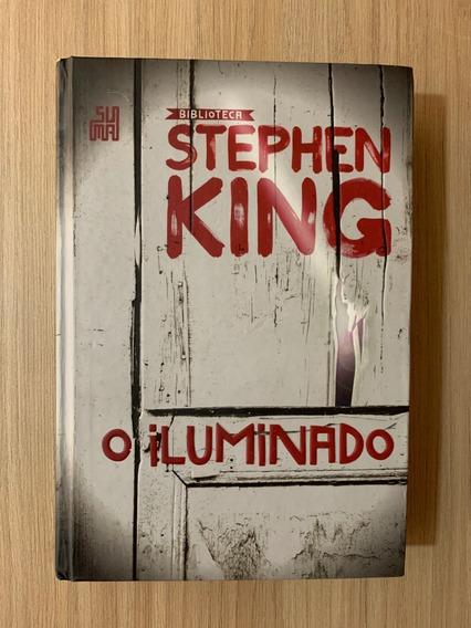 O Iluminado - Coleção Biblioteca Stephen King - Capa Dura