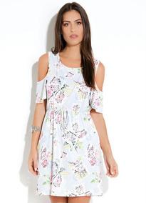 be3235fc3 Vestido Crepe Solto - Vestidos Curtos Femininas no Mercado Livre Brasil