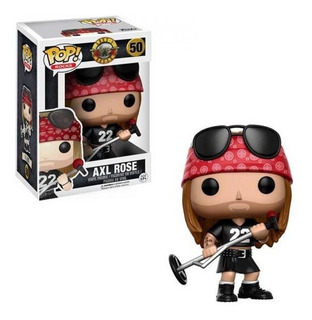 Figura Funko Pop Rocks - Guns N Roses Axl Rose 50