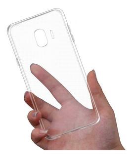Capa Capinha Transparente Silicone Samsung Galaxy J5 Pro
