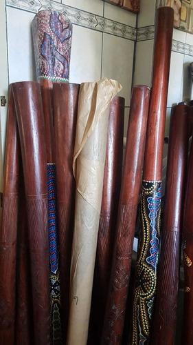 Didgeridoo De Madera De Una Sola PiezaMaravillosos Trabajos