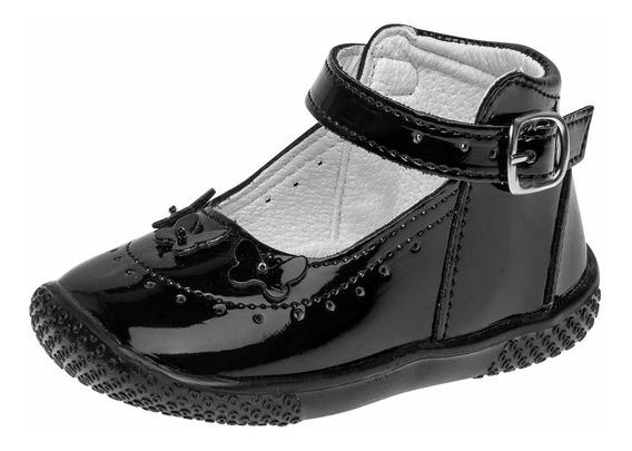 062-177 Zapato Casual Charol Niña Mod. 1684 Marca Chaparrin