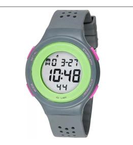 Relógio Preto Feminino Digital S Shock Academia Corrida