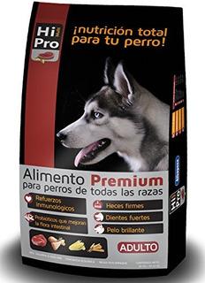 Hi Multipro Alimento Premium Adulto 25kg, 100% Balance Nutr