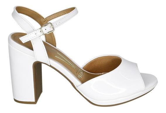 Sandalia De Mujer Charol Modelo 6406