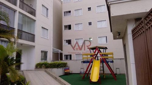 Apartamento Em Itaquera À Venda Com 3 Dorms - Ap1035