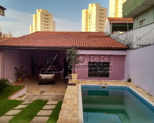 Casa Com Piscina À Venda Na Vila Gabriel - 1097 - 33114911