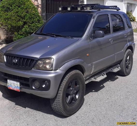 Toyota Terios Terios 4x2