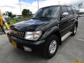 Toyota Prado Vx At 3.4 5p Tc
