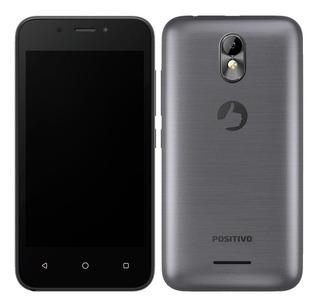 Smartphone Positivo Twist Mini Dual Chip, Tela 4 , 5mp, 8gb