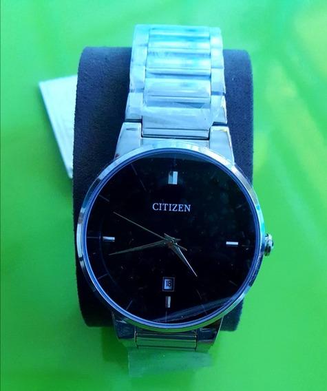 Reloj Citizen Original, Con Fechador, Buen Estado Como Nuevo