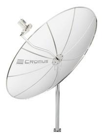 Antena Parabólica Cromus Multiponto 1,90m