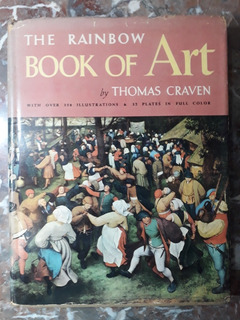 The Rainbow Book Of Art - Thomas Craven