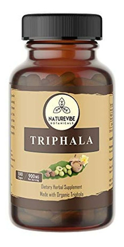 Triphala Capsules, 1