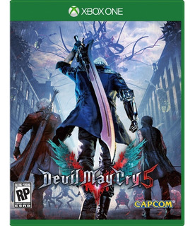 .. Devil May Cry 5 .. Para Xbox One Start Games A Meses